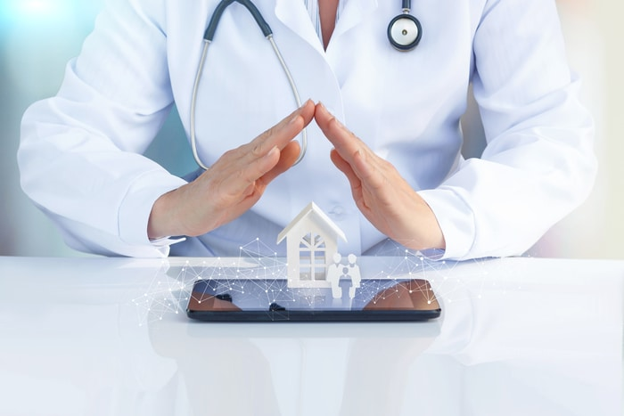 home healthcare agency insurance program