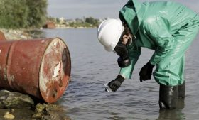 Coverage for Oil Pollution Damage